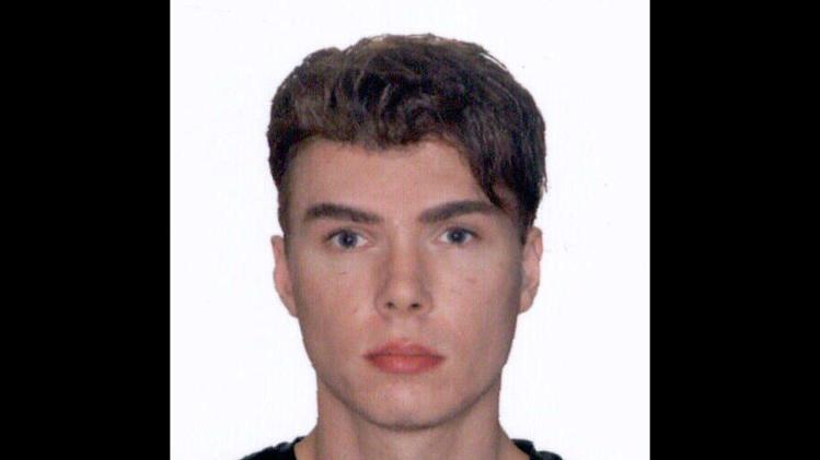 "This image provided by Interpol shows an undated photo of Luka Rocco Magnotta, 29 years-old, who is accused of videotaping a gruesome murder before posting it to the internet will be charged with threatening Canada's prime minister after mailing a severed foot to his Conservative party headquarters, police said Saturday June 2, 2012. Magnotta is wanted for first-degree murder, defiling a corpse and using the mail system for delivering ""obscene, indecent, immoral or scurrilous"" material. Montreal Police Cmdr. Ian Lafreniere said they still believe Magnotta, 29, is in France. (AP Photo/Interpol)"
