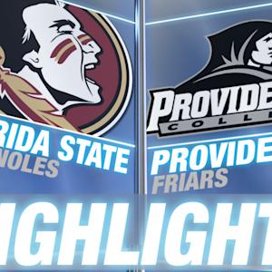 Florida State vs Providence | 2014-15 ACC Men's Basketball Highlights