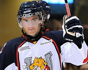 OHL: Aaron Ekblad Offers Tips For The New Class After Being Named Rookie Of The Year