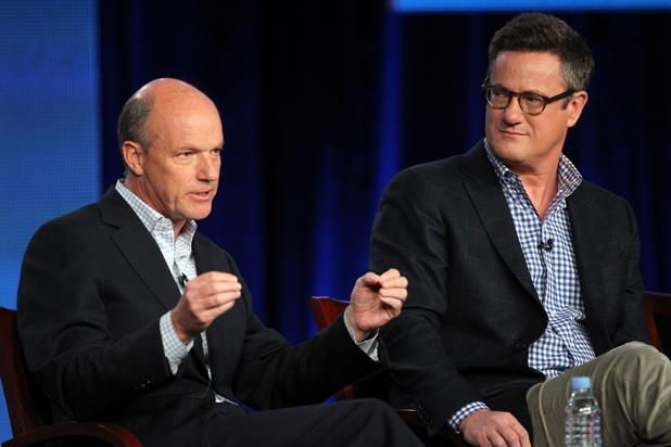 MSNBC President Phil Griffin Wants 'Investigation' Into Fox News' Great Ratings