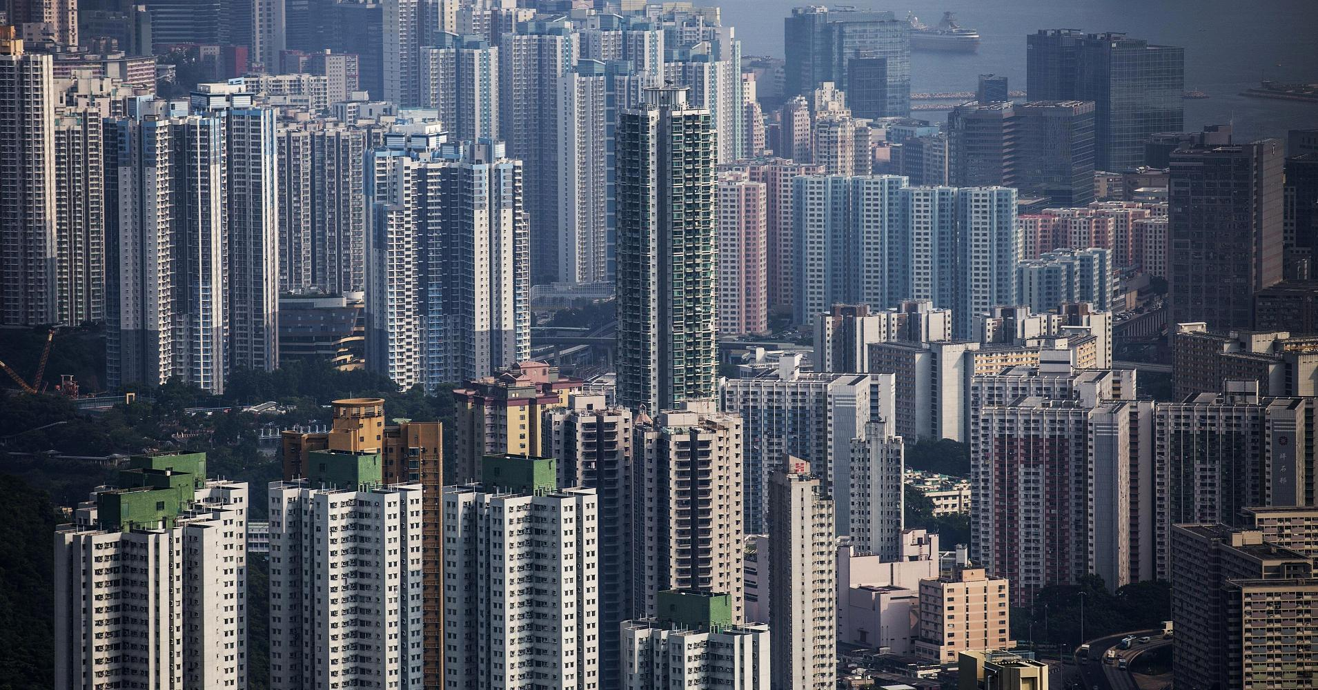 Is this the end of HK's crazy property price rises?