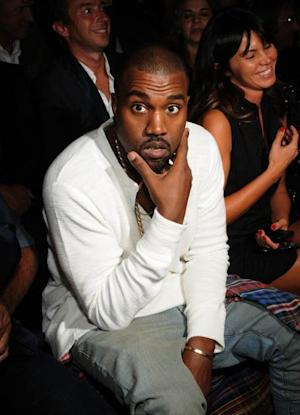 Kanye West -- Getty Images