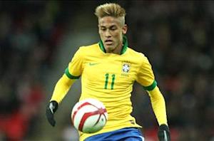 Scolari: Neymar wouldn't play at Barca