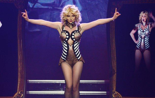 Britney 'Devastated' Over Injury