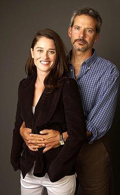 Robin Tunney and Campbell Scott The Secret Lives of Dentists Toronto Film Festival - 9/7/2002