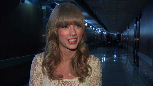 55th GRAMMY Awards - Taylor Swift Interview