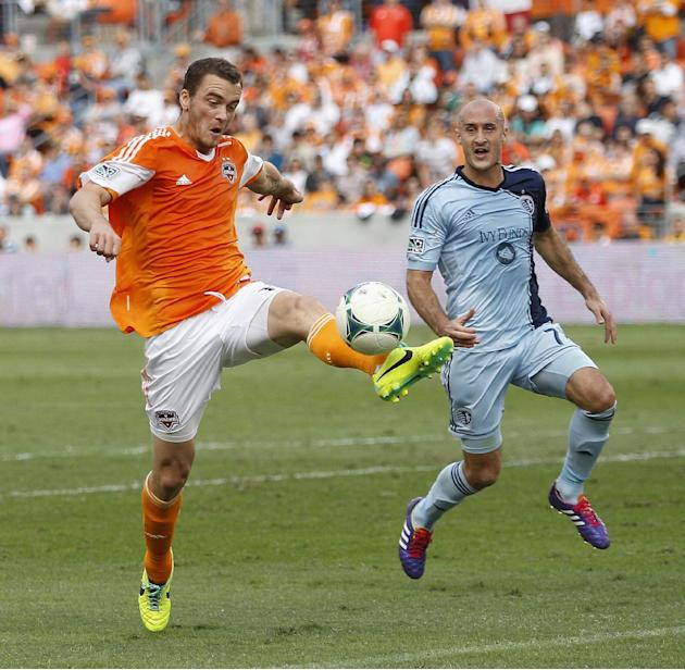 Sporting KC, Dynamo tie 0-0 in conference finals