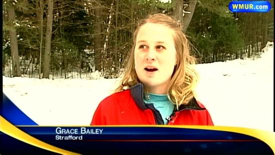 Strafford dog-sledder headed to Alaska