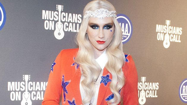Kesha Lands MTV Documentary Show