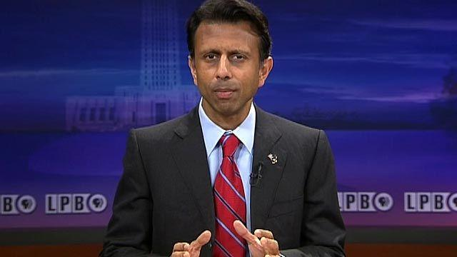 Gov. Jindal's take: Obama's veto pen in action