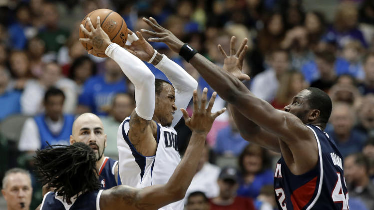 Mavs get preseason win over Hawks