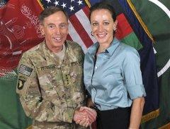 Gen. Petraeus and Paula Broadwell