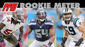Rookie Meter: Linebackers putting up huge tackle numbers