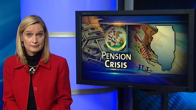Group says state pension problem is beyond repair