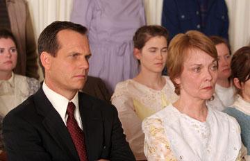 Bill Paxton and Grace Zabriskie HBO's 'Big Love'