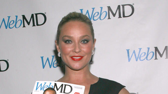 IMAGE DISTRIBUTED FOR WEBMD  - In this image release on Thursday May 23, 2013, Elisabeth Rohm, who is set to appear in an upcoming issue of WebMD Magazine, celebrates healthy living at WebMD's Spring Innovation event in New York City. (Photo by Sylvain Gaboury/patrickmcmullan.com)