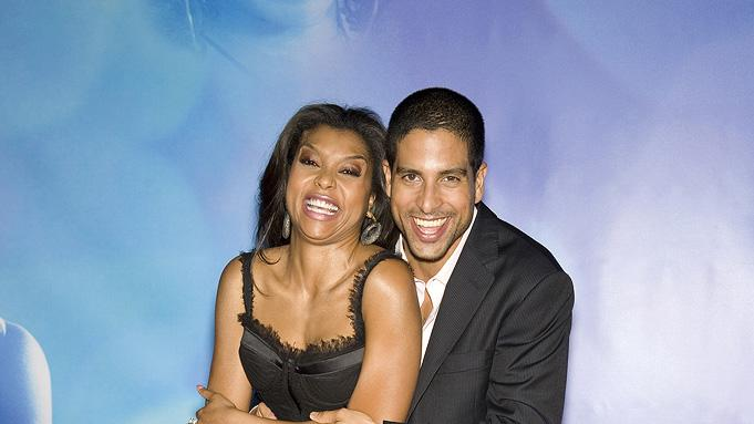 Tyler Perry's I Can Do Bad All By Myself Premiere 2009 Taraji P Henson Adam Rodriguez