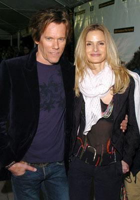Director Kevin Bacon and Kyra Sedgwick Loverboy Premiere - 1/24/2005 Sundance Film Festival