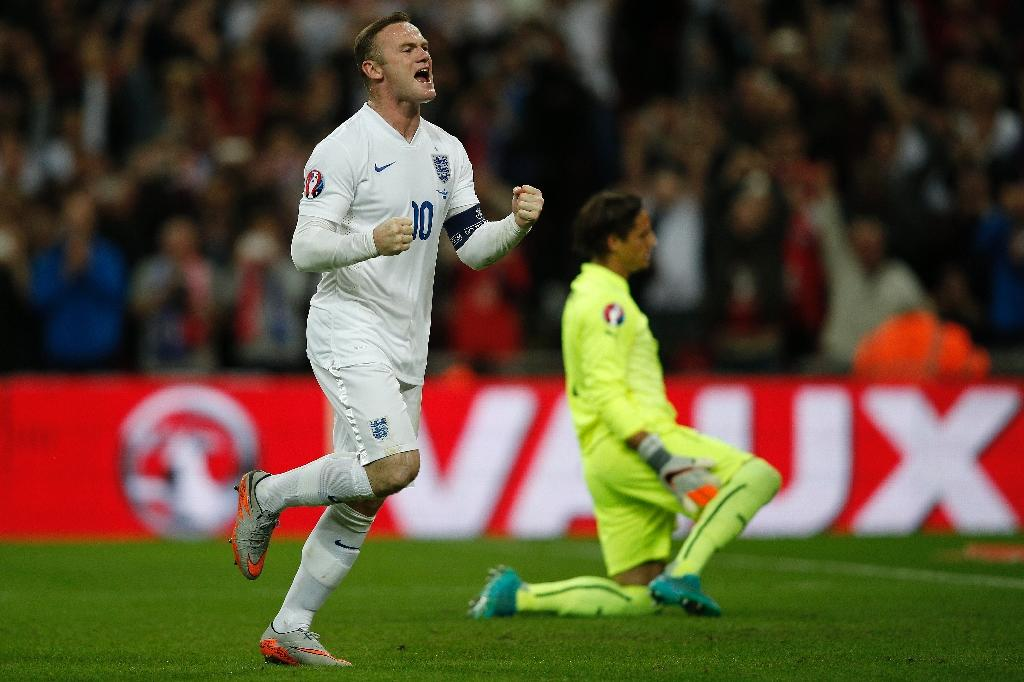 Rooney to miss last two England qualifiers
