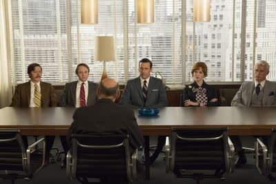 The latest Mad Men episode just didn't feel big enough. Here's why.