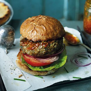 Burger: Recipes