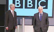 BBC Appoints Tony Hall As New Director-General