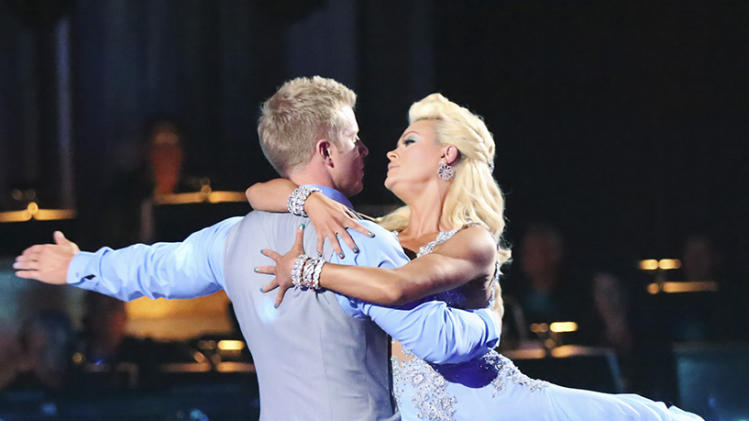 Sean Lowe and Peta Murgatroyd (4/8/13)