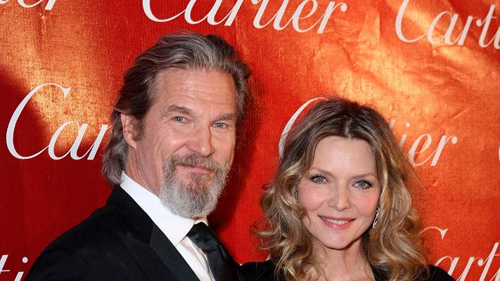 21st Annual Palm Springs Film Festival Gala 2010 Jeff Bridges Michelle Pfeiffer