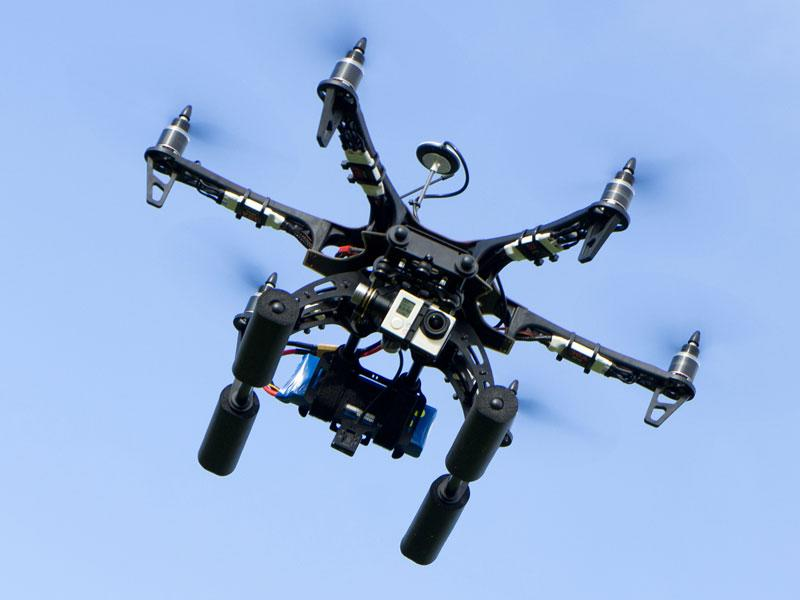 Apple May Use Drones to Improve Map Data