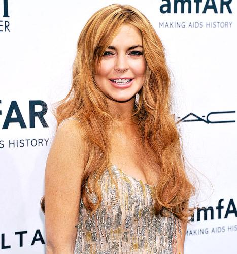 Lindsay Lohan Leaves California Rehab Moments After Checking In