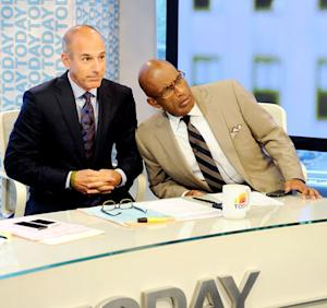 Matt Lauer, Al Roker Undergo Prostate Exams Live on Today Show
