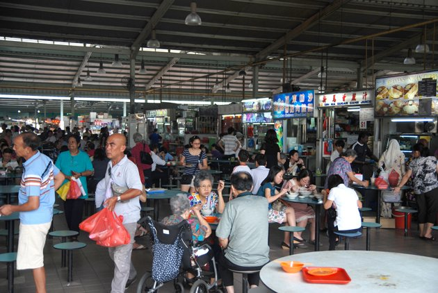 Bests 5 of Ghim Moh Hawker Centre
