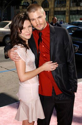 Chad Michael Murray and Sophia Bush at the Hollywood premiere of Warner Brothers' A Cinderella Story