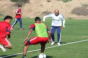 "Chivas USA manager Jose Luis Sanchez Sola rejects ""Latino-only"" policy notion"