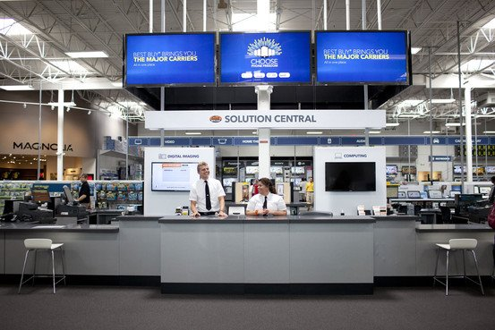 Best Buy's last ditch effort