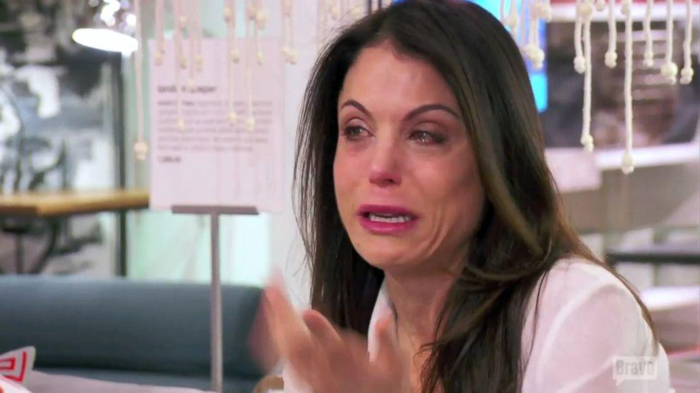 Bethenny Frankel Breaks Down While Talking About Her Daughter Bryn