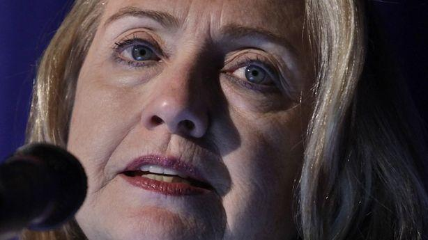 Hillary Clinton Is Not Well