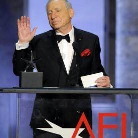 "AFI Honors ""Art And Farts"" Of American Film With Laugh-Filled Mel Brooks Tribute"
