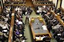 Forty-four members of the Zimbabwean parliament have volunteered to be circumsised