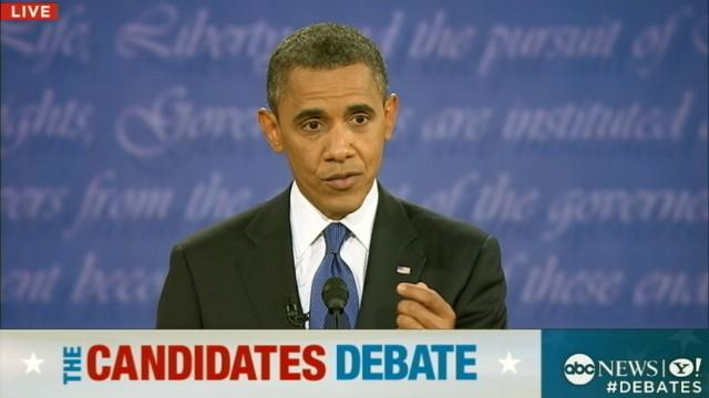 Presidential Debate 2012 on Education: Obama Says Some Kids Can't Borrow From Parents