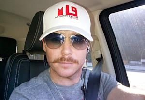 Kevin Connolly Grows a Mustache for Prostate Cancer Awareness