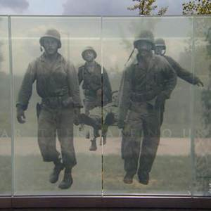 A new memorial to America's wounded veterans