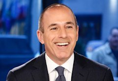 Matt Lauer | Photo Credits: Peter Kramer/NBC/NBC NewsWire via Getty Images