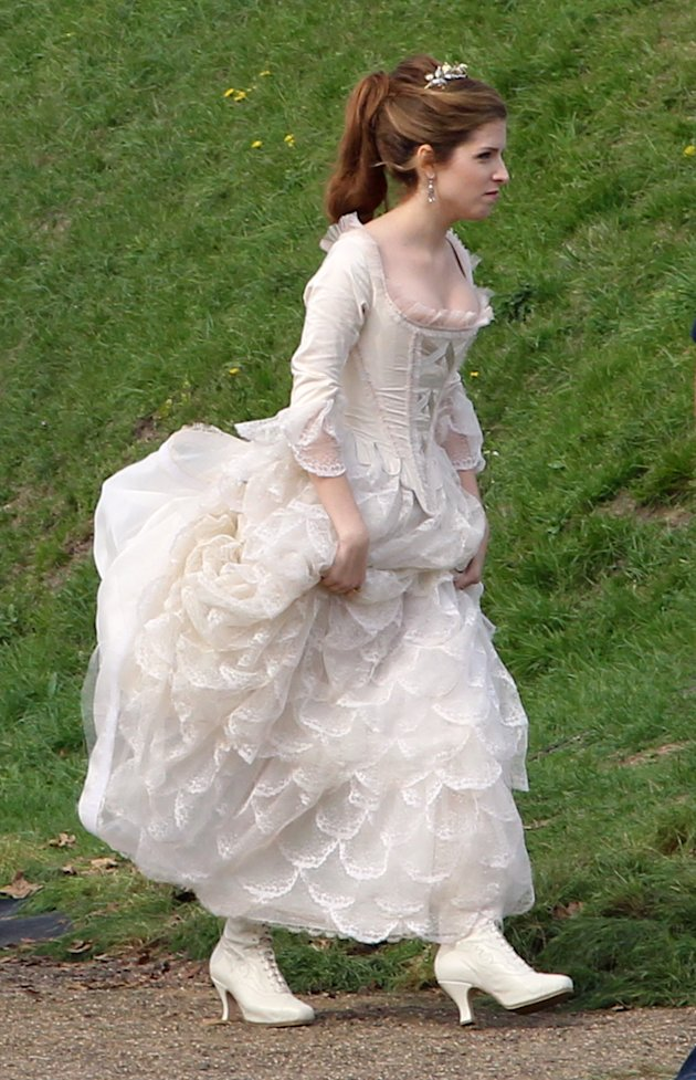 Anna Kendrick as Cinderella in 'Into the Woods'