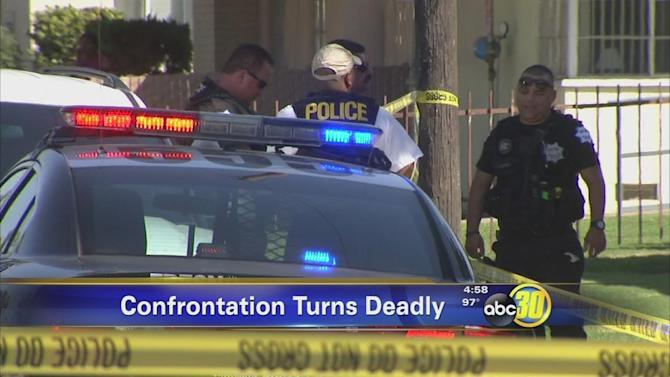 Police shoot and kill man wanted for three Fresno murders