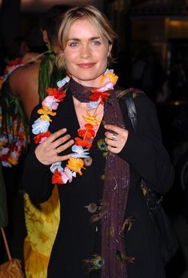 Radha Mitchell at the LA premiere of Columbia's 50 First Dates