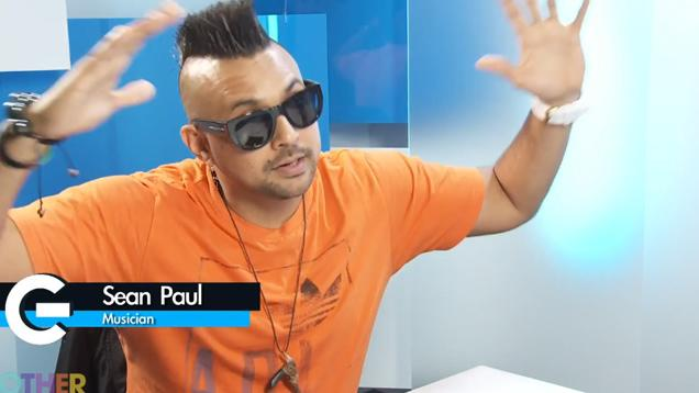 The BGR Show – superstar Sean Paul on making music with his iPad