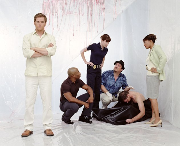 Best Shows of '06-'07: Dexter is a likeable serial killer? Yeah, that's right!