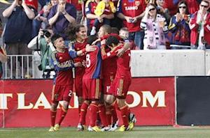 Real Salt Lake 4-2 Portland Timbers: RSL takes major step towards MLS Cup