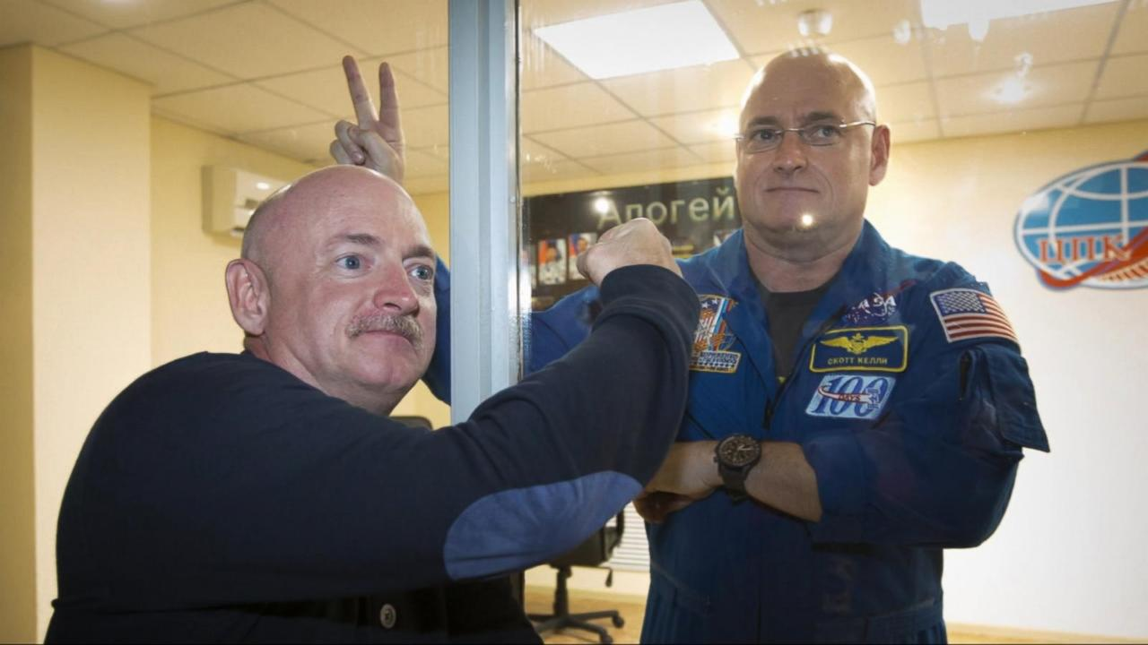 The Astronaut Who Agreed to Leave Earth for 342 Days